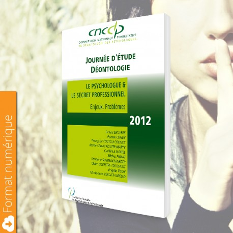 Actes CNCDP 2012 (numérique)